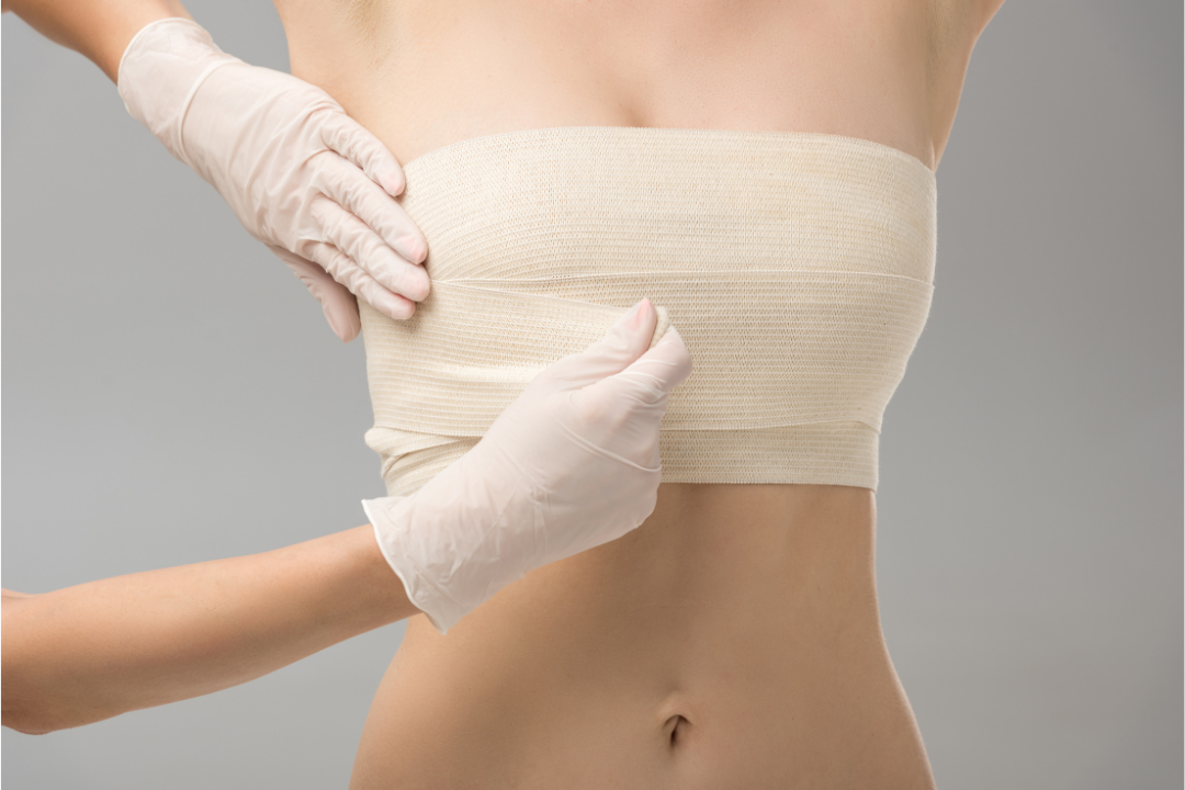 operacion de aumento de pecho